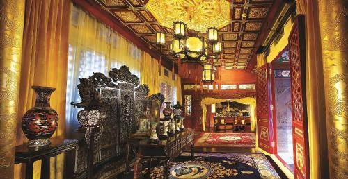 Han's Royal Garden Boutique Hotel, Beijing photo 11