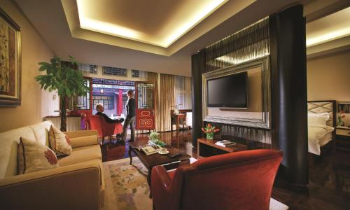 Han's Royal Garden Boutique Hotel, Beijing photo 18