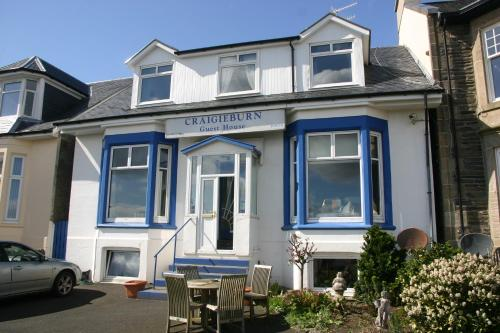 Craigieburn Guest House in Dunoon from £28