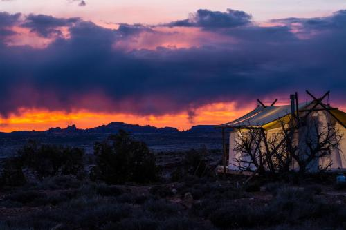 Moab Under Canvas Photo