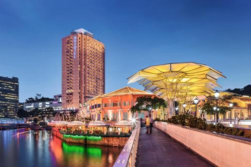 Novotel Clarke Quay staycation