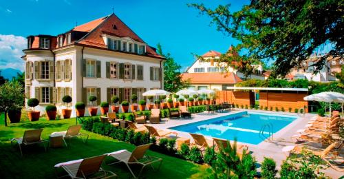 Hotel Angleterre & Résidence - lausanne -