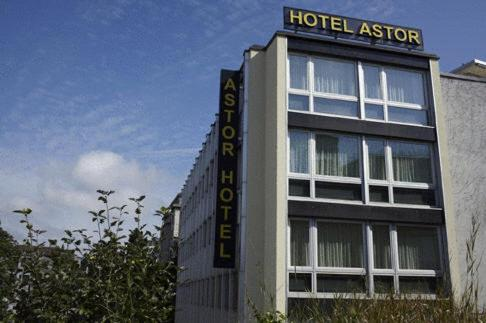 Astor Hotel & Serviced Studios Zurich