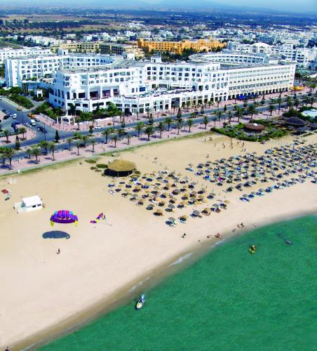 Yasmine Beach - hammamet - booking - hébergement