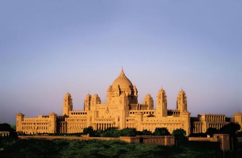 Umaid Bhawan Palace , Jodhpur  , Indien, picture 15