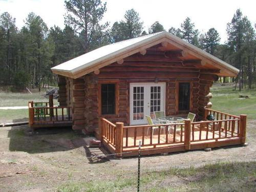 Renegade Log Cabin Photo