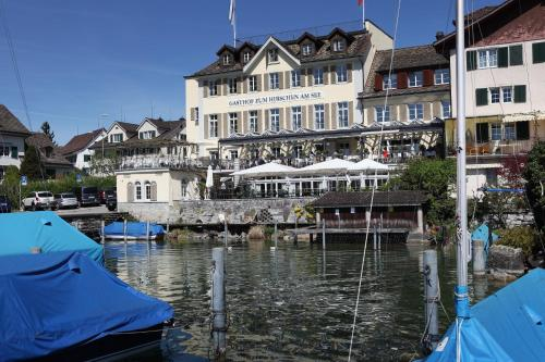 Hirschen am See, Zurich Lake, Switzerland, picture 22