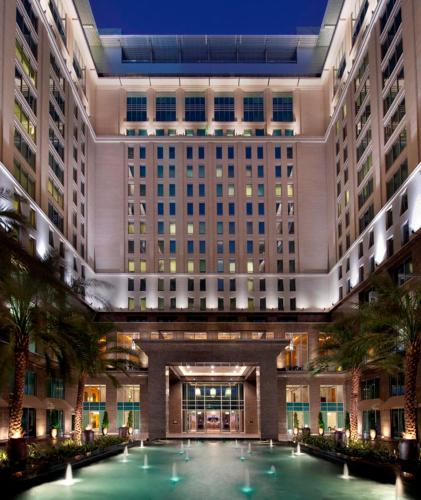 The Ritz-Carlton, Dubai International Financial Centre impression