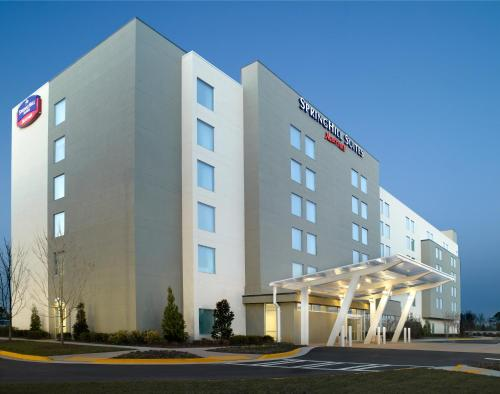 SpringHill Suites Atlanta Airport Gateway Photo