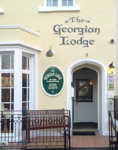 Georgian Lodge in Exeter from £55