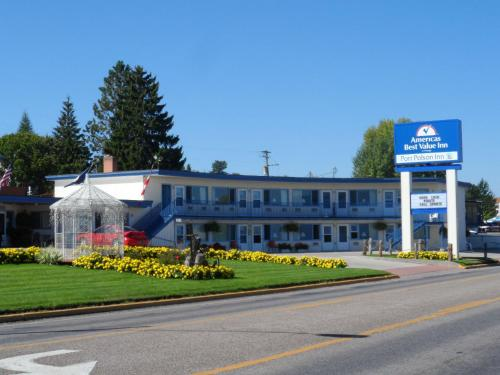 Americas Best Value Port Polson Inn Photo