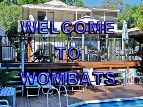 Wombats B & B - Apartments - AAA 3.5* rated