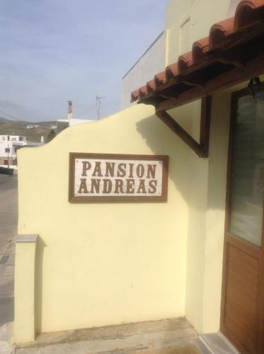 Pension Andreas in tinos - 0 star hotel