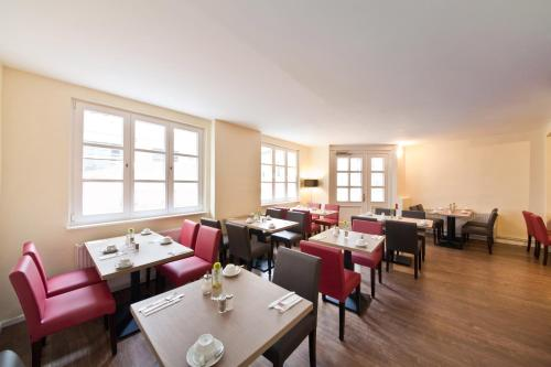 Novum Hotel Alster Hamburg St. Georg photo 16