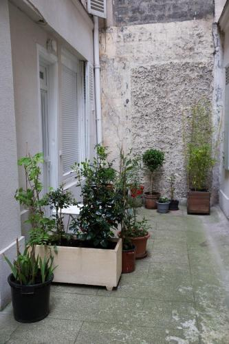Apartamentos One Bedroom Apartment - Canal Saint Martin - 360