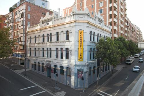 Woolbrokers Hotel photo 35