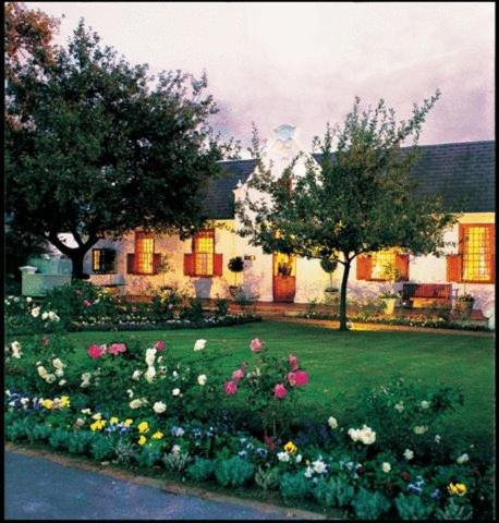 Rusthof Country House Franschhoek