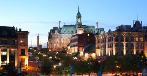 SpringHill Suites by Marriott Vieux-Montréal / Old Montreal Photo