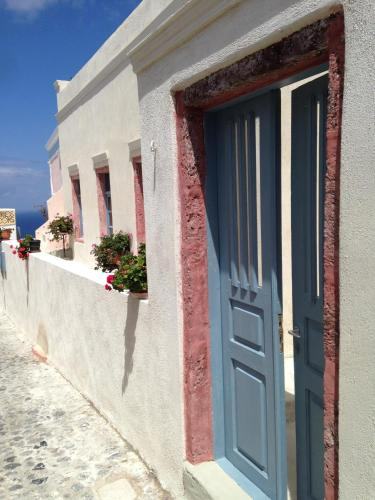 Marcos Rooms - Oia Greece