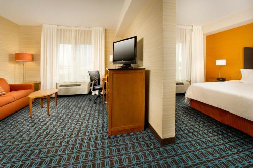 Fairfield Inn & Suites Germantown Gaithersburg Photo