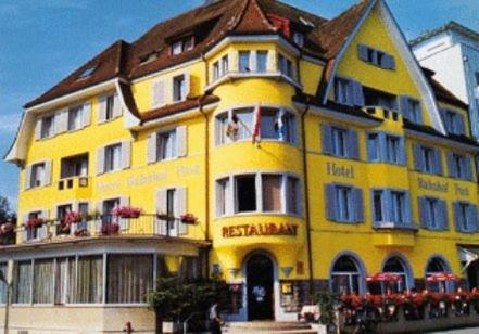 Hotel Restaurant Bahnhof Post