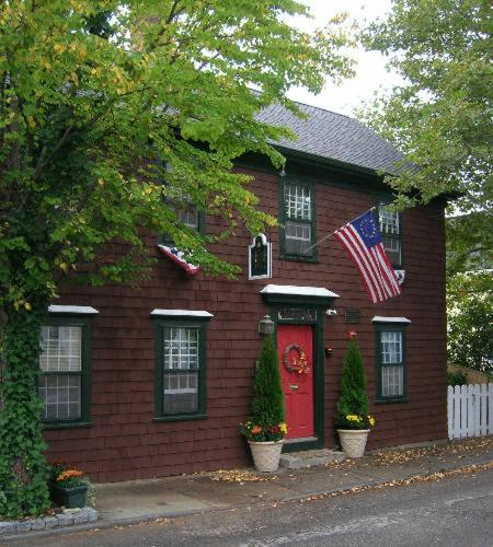 Melville House Bed And Breakfast Newport