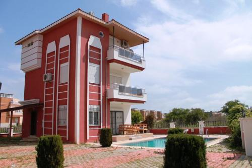 Belek Fairways Villas online rezervasyon