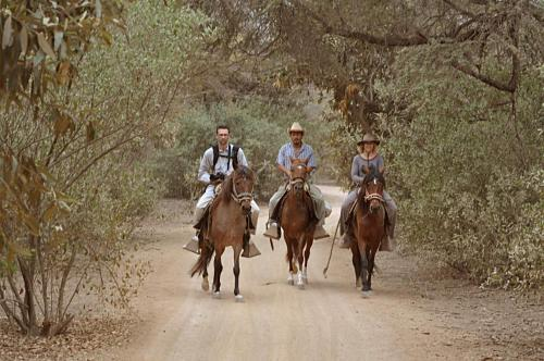 Rancho Santana Horseback Riding Photo