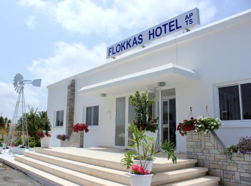 Flokkas Hotel Apartments, Протарас