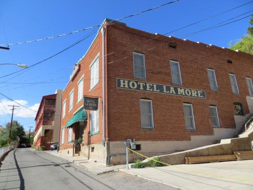 Hotel La More-bisbee Inn