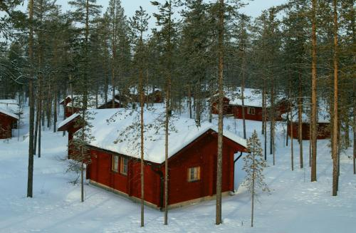 Гостевой дом «Jeris Log Cabins», Särkijärvi