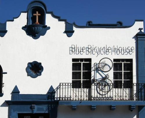 Хостел «Blue Bicycle House», Керетаро