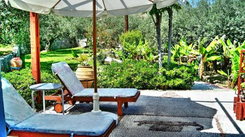 Villa Galini Lindos - main beach Greece