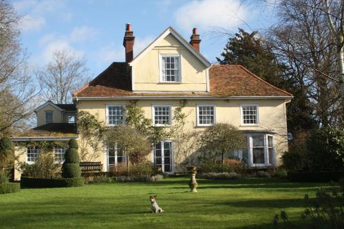 The Old Rectory, Kettlebaston (B&B)