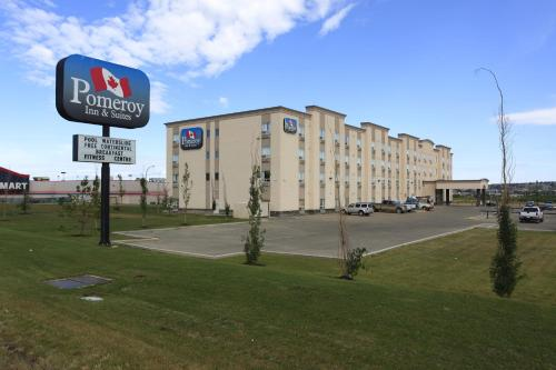 Pomeroy Inn and Suites Dawson Creek Photo