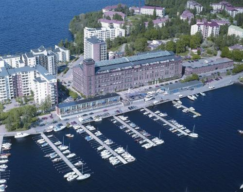 Holiday Club Tampere Spa Apartments, Тампере