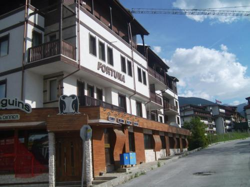 Ski & Holiday Self-Catering Apartments Fortuna - фото 0