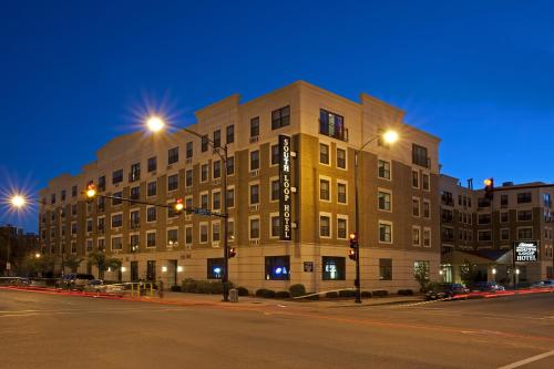 Chicago South Loop Hotel - chicago -