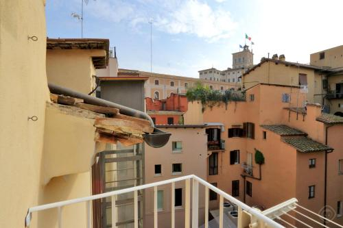 Trevi Fountain apartments