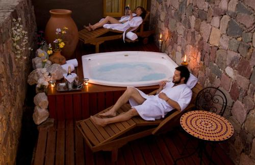 Casa de Adobe Hotel Spa Photo