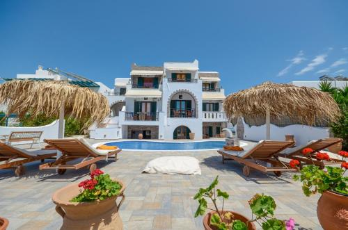 Orama Apartments in naxos - 0 star hotel