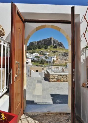 Lindian Jewel Exclusive Apartments - Lindos Greece
