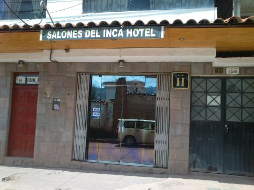 Salones del Inca Hotel Photo