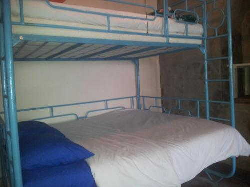 Double Bed in Dormitory
