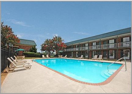 Quality Inn & Suites Greenville – 43050