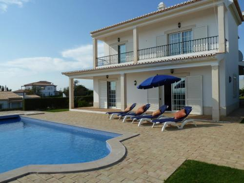 holidays algarve vacations Albufeira Villa Celia