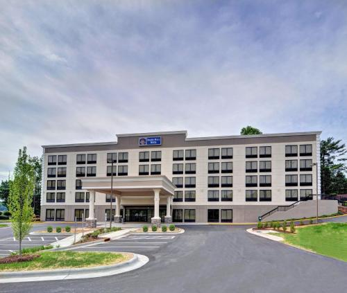 Best Western Plus Hanes Mall