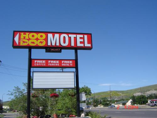 Hoo-Doo Motel Photo