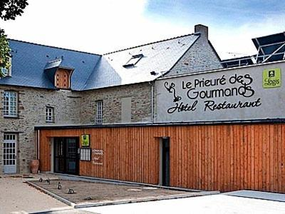 Logis Hotel Le Prieure Des Gourmands