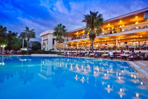 Alanya MC Park Resort&Spa Hotel telefon